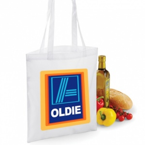 'Oldie' Novelty Tote Bag