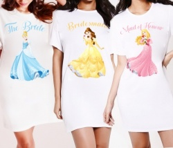 Personalised Oversized Character Nightie - You Choose!