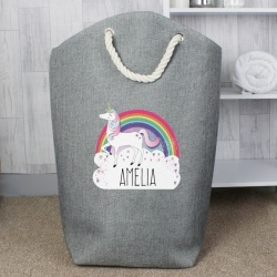 Personalised Unicorn Washing/Storage Bag