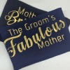The Groom's/Brides Fabulous Mother Vest Top