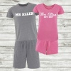 Married Name Loungewear Set