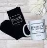 Personalised Male Mug & Socks Set