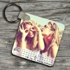 The day you were my Bridesmaid Personalised Calendar Keyring