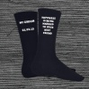 Happiness Best Friend Personalised Socks