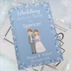 Boys Personalised Wedding Activity Book