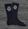 Write your own Personalised Socks