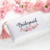 Bride / Bridesmaid / Maid of Honor Survival Kit & Watercolour Bag