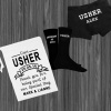 White Usher Personalised Gift Set