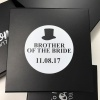 Personalised Top Hat Gift Box Any Role Printed