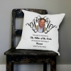 Reserved Seat Photo Cushion