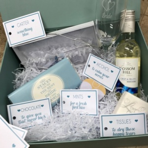 Personalised Bride Survival Kit