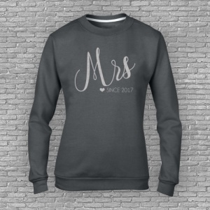 'Mrs' Sweatshirt