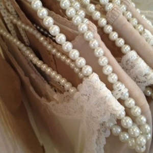 Beaded Bridal Party Hangers