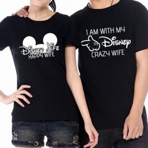 Disney Crazy T-Shirt Set