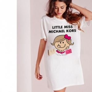 Little Miss Michael Kors Nightie - Plus Size Available