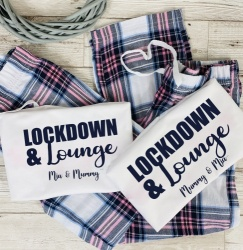 Lockdown & Lounge Matching PJ's