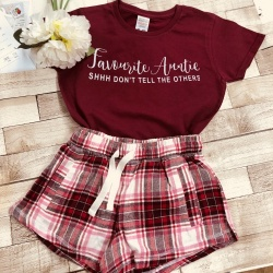 Favourite Auntie Pyjama Set