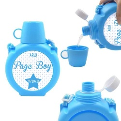 Personalised Page Boy Water Bottle