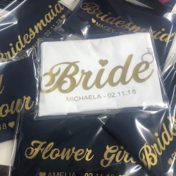 Set of Bridal Party Tops