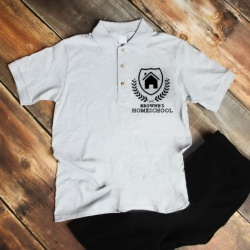 Personalised Homeschool Uniform Top