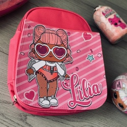 Personalised  LOL Surprise Lunch Box