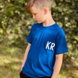Personalised Block Initials T-Shirt