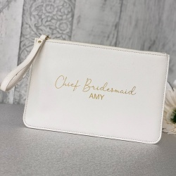 Personalised PU Leather Boutique Accessories