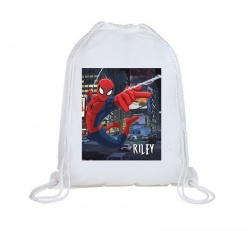 Spiderman Personalised Swim Bag
