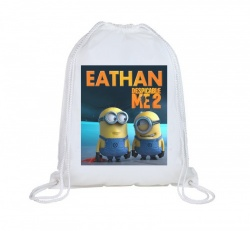 Minions Personalised Swim Bag