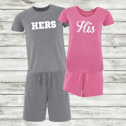 His / Hers Loungewear Set