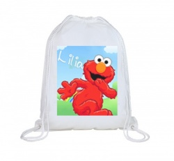 Elmo Personalised Swim Bag