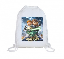 Lego Starwars Personalised Swim Bag