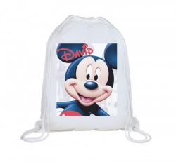 Mickey Personalised Swim Bag