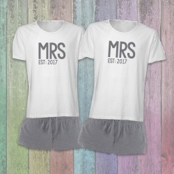 Mrs / Mrs Loungewear Set